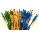Tinsel Stems 15mm Bump x 100 piece