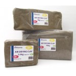 Air Drying Clay - Brown