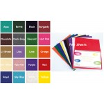 Acrylic Felt Sheets - 10 piece