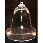 Plastic Clear Boxes - Bell Shape
