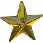 Rhinestones Star - 10mm