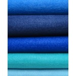 Acrylic Felt Sheets - Sea Pack x 10pc