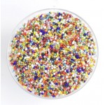 Seed Beads Size 10 - 20gm Hangsell