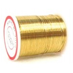 Beading Wire Gold