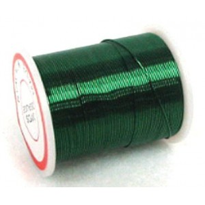 Beading Wire Green