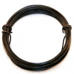 Black Wire 18 gauge x 25ft