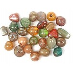 Glass Beads - Lustre 12mm