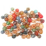 Glass Beads - Lustre 08mm