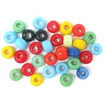 Glass Beads - Pony Large