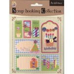 Scrapbooking 3D Sticker