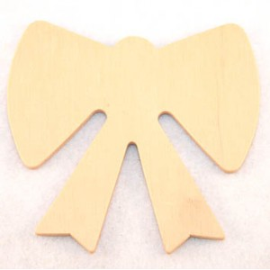 Wooden Cut Outs - Bow