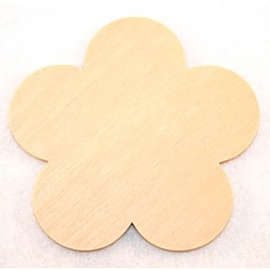 Wooden Cut Outs - Flower